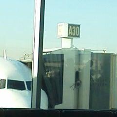 Photo taken at Gate A30 by Edward P. on 11/13/2012