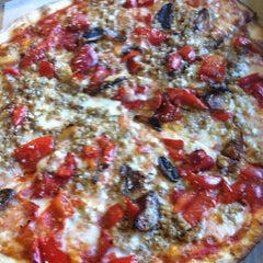 Photo taken at Carminuccio's Pizza by Nancy B. on 10/28/2013