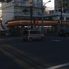 Photo taken at デイリーヤマザキ 善福寺店 by Michael K. on 2/24/2013