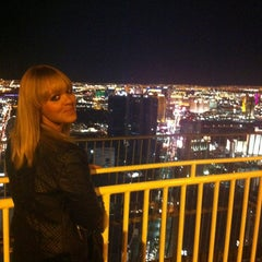 Photo taken at Stratosphere C Bar by Julia G. on 3/21/2014