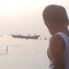 Photo taken at Pantai Randusanga Indah by Togar O. on 3/15/2014