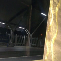Photo taken at KTM Komuter Kuala Kubu Bharu (KA14) Station by Ah Xing L. on 10/31/2013