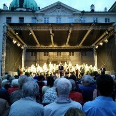 Photo taken at Hofburg Innsbruck by Kalle K. on 8/2/2015