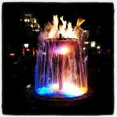 Photo taken at Pat O'Brien's by Jason U. on 11/17/2012