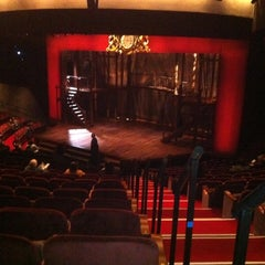 Photo taken at Alley Theatre by Glen C. on 11/19/2012