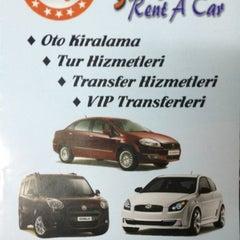 Photo taken at NEVSEHİR RENT A CAR by Sinasi Ç. on 9/15/2012