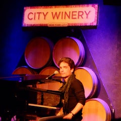 Photo taken at City Winery by Jean P. on 10/29/2013