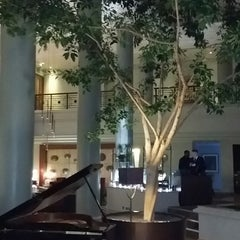 Photo taken at Hyatt Regency Birmingham by Bhav D. on 11/6/2014
