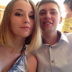 Photo taken at Кафе «Мельба» by Queen_ K. on 7/4/2015