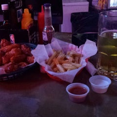 Photo taken at Junction Bar & Grill by Angie P. on 1/23/2014