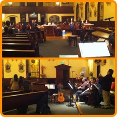 Photo taken at St. Mary's Church by Carito A. on 11/22/2012