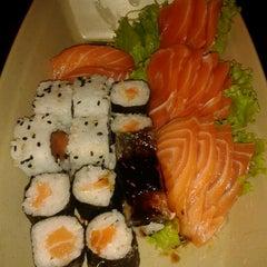 Photo taken at Sushi da Moka by Roberto R. on 1/27/2013