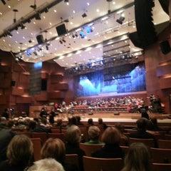 Photo taken at Koncertna dvorana Vatroslava Lisinskog by Claude B. on 12/22/2012