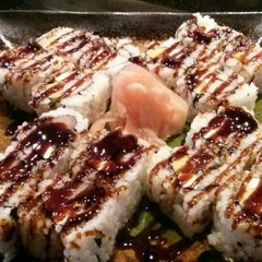 Photo taken at Sushi Avenue on the Square by Andre R. on 5/25/2015