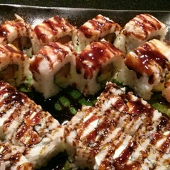 Photo taken at Sushi Avenue on the Square by Andre R. on 7/7/2015