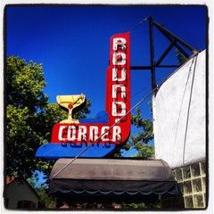 Photo taken at Round Corner Tavern by Shaun S. on 6/19/2014