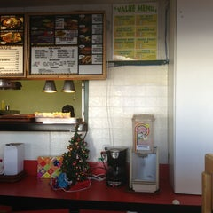 Photo taken at Jimboy's Tacos - 2nd Street by Del B. on 1/4/2013