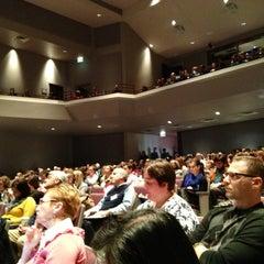 Photo taken at Weasler Auditorium by Tim C. on 10/10/2012