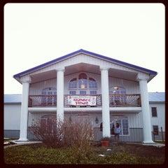 Photo taken at Torrey Ridge Winery by Kim M. on 1/19/2013