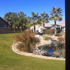 Photo taken at Indian Palms Country Club & Resorts by Jackie D. on 1/20/2013