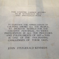 Photo taken at John F. Kennedy Center Eisenhower Theatre by bernard a. on 11/10/2012
