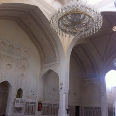 Photo taken at Masjid Mazoon by  AhmEd A. on 2/20/2013