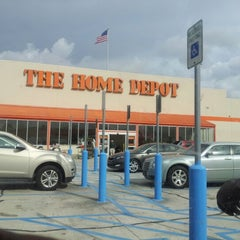 Photo taken at The Home Depot by Chiquita W. on 12/4/2012
