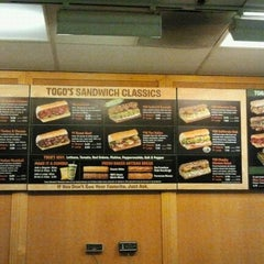 Photo taken at TOGO'S Sandwiches by Stella B. on 7/18/2013