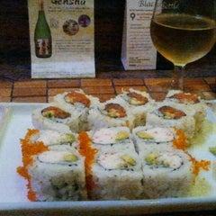 Photo taken at Sushi Toni by Stella B. on 12/25/2013