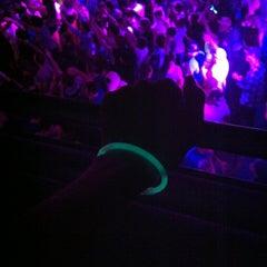 Photo taken at Elektricity Nightclub by Cristina D. on 3/7/2013