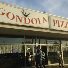 Photo taken at Gondola Pizza by Star P. on 6/15/2014