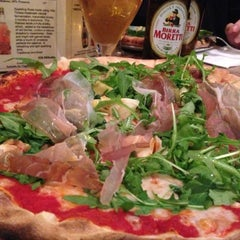 Photo taken at Pizzeria Pappagone by Vale L. on 12/4/2012