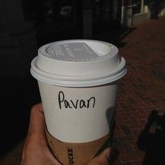 Photo taken at Starbucks by ❄Pavan S. on 4/20/2013
