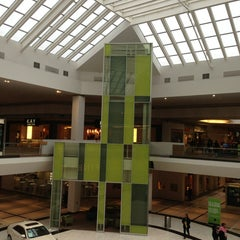 Photo taken at Quaker Bridge Mall by Majed A. on 2/22/2013