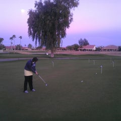 Photo taken at Oakwood Country Club by Korey K. on 12/27/2012