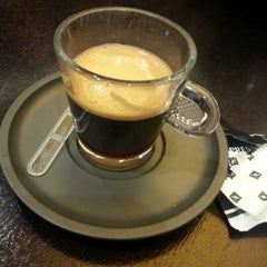 Photo taken at Nespresso Boutique by Ploki on 12/19/2012