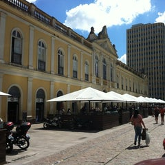 Photo taken at Mercado Público by Adriano P. on 11/17/2012