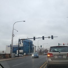 Photo taken at 95th & Western by Dina N. on 12/27/2012