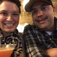 Photo taken at Ted's Montana Grill by Michelle on 3/14/2015
