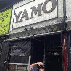 Photo taken at Yamo by Daniel C. on 7/5/2013