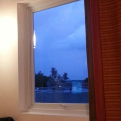 Photo taken at Ibis Hotels by Nathania A. on 12/26/2012