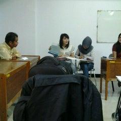 Photo taken at Sekolah Tinggi Ilmu Administrasi - Lembaga Administrasi Negara (STIA LAN) by Jenii K. on 11/12/2012