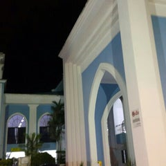 Photo taken at Masjid Al Rahimah Kuala Kubu Bharu by amj on 1/3/2016