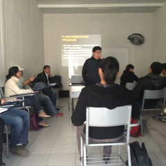 Photo taken at Universidad Euro Hispanoamericana by Camilo M. on 3/16/2013