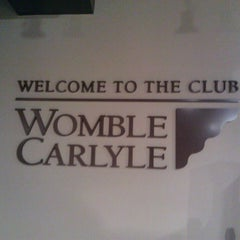 Photo taken at Womble Carlyle Club by Ken C. on 5/4/2013
