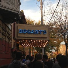 Photo taken at Bogart's by Jacob B. on 10/18/2012