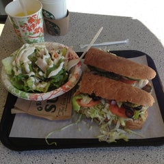 Photo taken at Georgio's Subs by Kevin P. on 10/5/2012