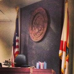 Photo taken at Hillsborough County Courthouse by Joe C. on 1/14/2013