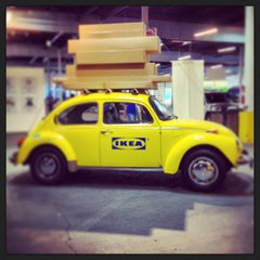 Photo taken at IKEA by David D. on 5/18/2013