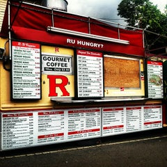 Photo taken at Rutgers Grease Trucks by Ali K. on 6/3/2013